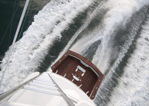 Four Reel is one of the most beautiful and comfortable boats at Rudee Inlet, Virginia Beach.